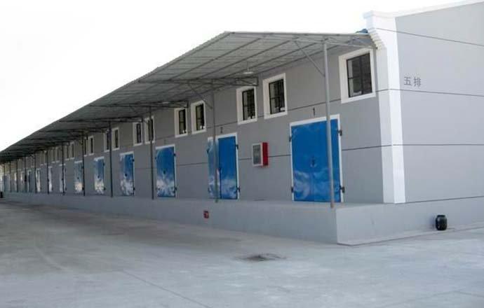 黄岛国家粮食储备库工程