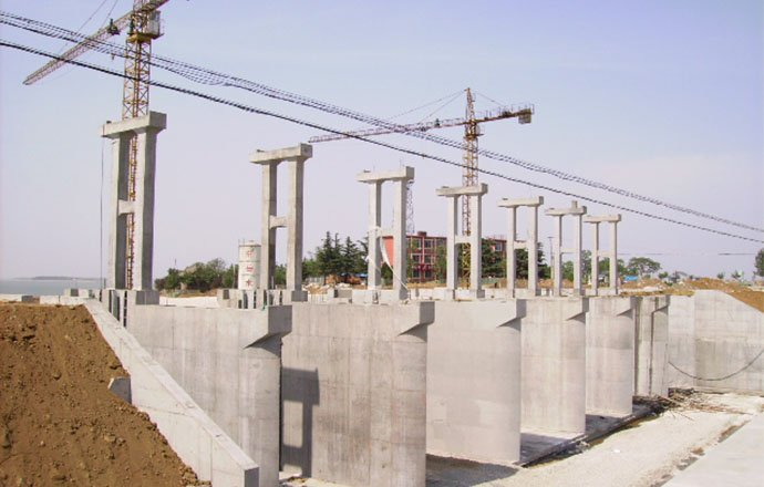 青岛市产芝水库除险加固工程